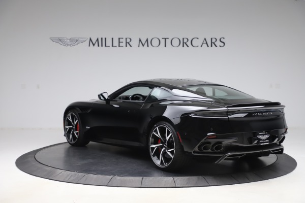 Used 2019 Aston Martin DBS Superleggera for sale $265,900 at Pagani of Greenwich in Greenwich CT 06830 6