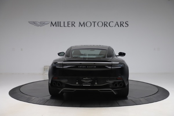Used 2019 Aston Martin DBS Superleggera for sale $265,900 at Pagani of Greenwich in Greenwich CT 06830 7