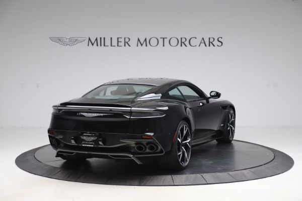 Used 2019 Aston Martin DBS Superleggera for sale $265,900 at Pagani of Greenwich in Greenwich CT 06830 8