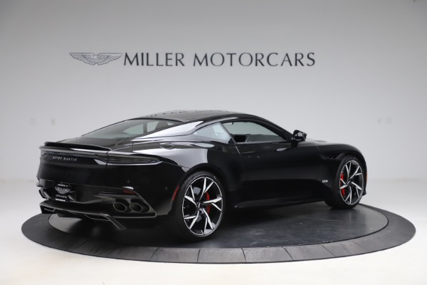 Used 2019 Aston Martin DBS Superleggera for sale $265,900 at Pagani of Greenwich in Greenwich CT 06830 9