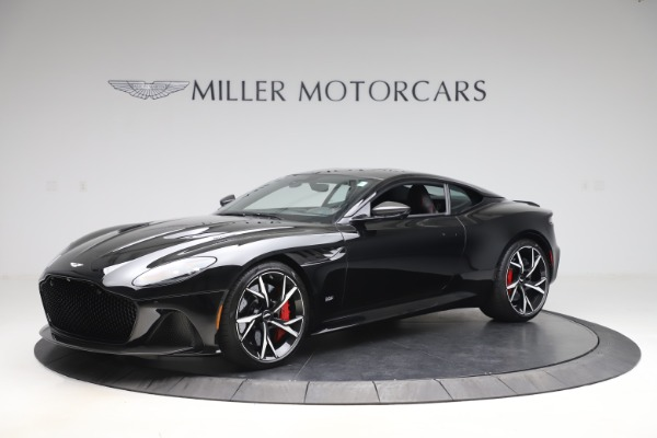 Used 2019 Aston Martin DBS Superleggera for sale $265,900 at Pagani of Greenwich in Greenwich CT 06830 1