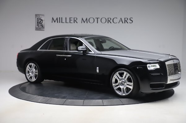 Used 2015 Rolls-Royce Ghost for sale $159,900 at Pagani of Greenwich in Greenwich CT 06830 10