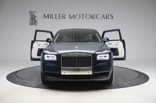 Used 2015 Rolls-Royce Ghost for sale $156,900 at Pagani of Greenwich in Greenwich CT 06830 11