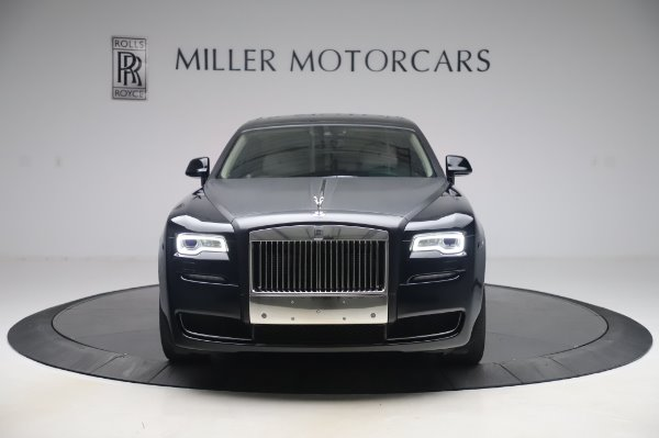 Used 2015 Rolls-Royce Ghost for sale $159,900 at Pagani of Greenwich in Greenwich CT 06830 2