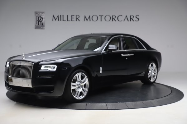 Used 2015 Rolls-Royce Ghost for sale $159,900 at Pagani of Greenwich in Greenwich CT 06830 3