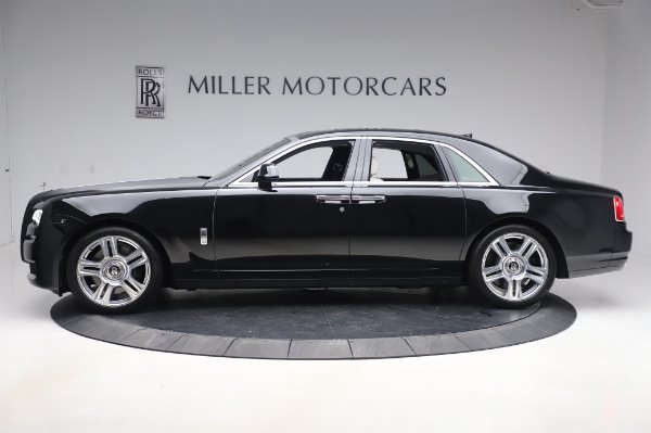 Used 2015 Rolls-Royce Ghost for sale $156,900 at Pagani of Greenwich in Greenwich CT 06830 4