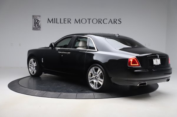 Used 2015 Rolls-Royce Ghost for sale $159,900 at Pagani of Greenwich in Greenwich CT 06830 5