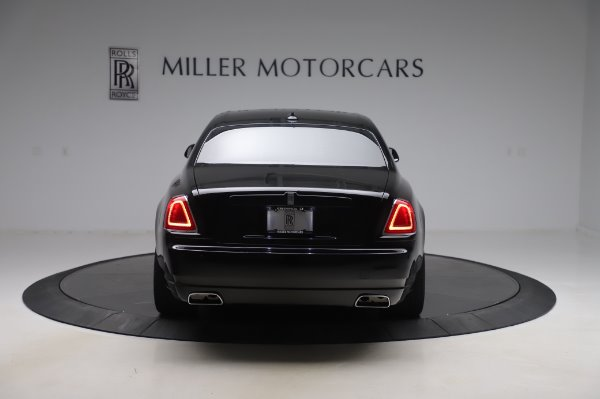 Used 2015 Rolls-Royce Ghost for sale $156,900 at Pagani of Greenwich in Greenwich CT 06830 6