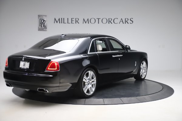 Used 2015 Rolls-Royce Ghost for sale $156,900 at Pagani of Greenwich in Greenwich CT 06830 8