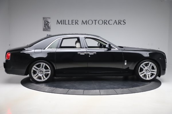 Used 2015 Rolls-Royce Ghost for sale $156,900 at Pagani of Greenwich in Greenwich CT 06830 9