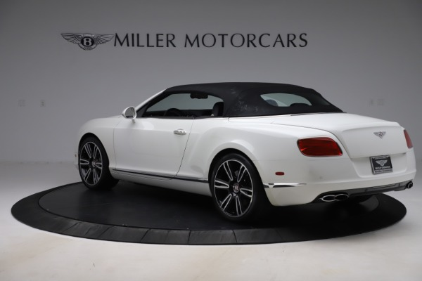 Used 2014 Bentley Continental GTC V8 for sale $109,900 at Pagani of Greenwich in Greenwich CT 06830 15