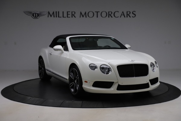 Used 2014 Bentley Continental GTC V8 for sale $109,900 at Pagani of Greenwich in Greenwich CT 06830 18