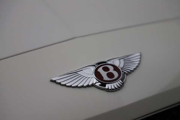 Used 2014 Bentley Continental GTC V8 for sale $109,900 at Pagani of Greenwich in Greenwich CT 06830 21