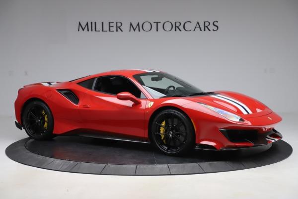 Used 2019 Ferrari 488 Pista for sale $451,900 at Pagani of Greenwich in Greenwich CT 06830 10