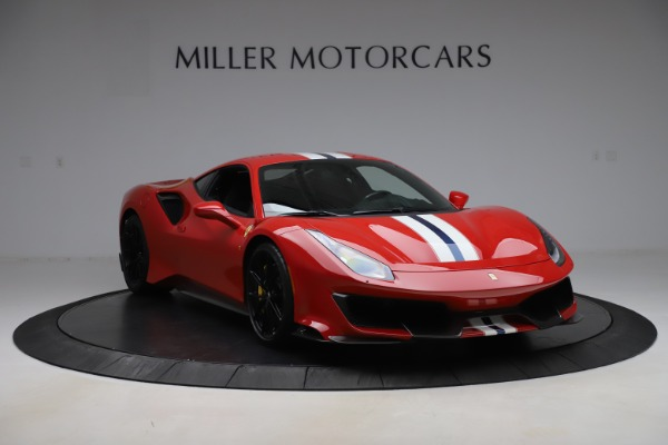 Used 2019 Ferrari 488 Pista for sale $451,900 at Pagani of Greenwich in Greenwich CT 06830 11