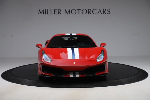Used 2019 Ferrari 488 Pista for sale $451,900 at Pagani of Greenwich in Greenwich CT 06830 12