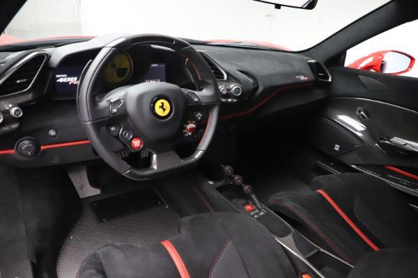 Used 2019 Ferrari 488 Pista for sale $451,900 at Pagani of Greenwich in Greenwich CT 06830 13