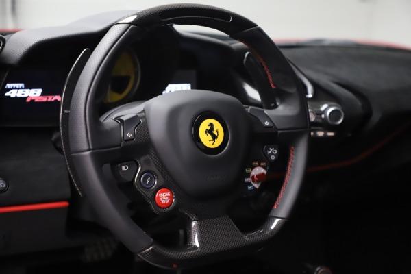 Used 2019 Ferrari 488 Pista for sale $451,900 at Pagani of Greenwich in Greenwich CT 06830 20