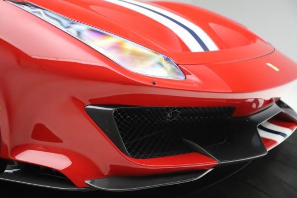 Used 2019 Ferrari 488 Pista for sale $451,900 at Pagani of Greenwich in Greenwich CT 06830 27
