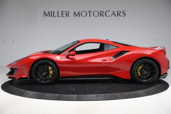 Used 2019 Ferrari 488 Pista for sale $451,900 at Pagani of Greenwich in Greenwich CT 06830 3