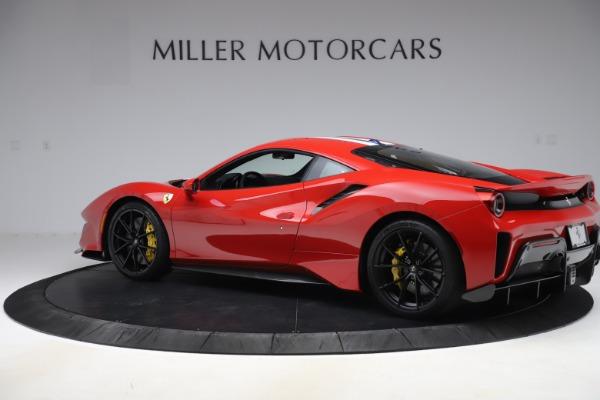 Used 2019 Ferrari 488 Pista for sale $451,900 at Pagani of Greenwich in Greenwich CT 06830 4