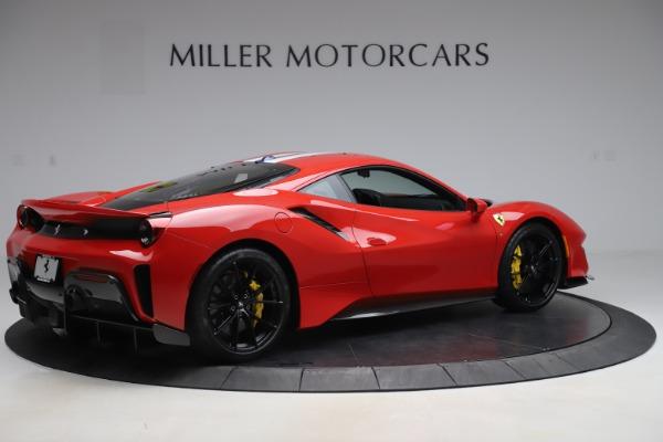 Used 2019 Ferrari 488 Pista for sale $451,900 at Pagani of Greenwich in Greenwich CT 06830 8
