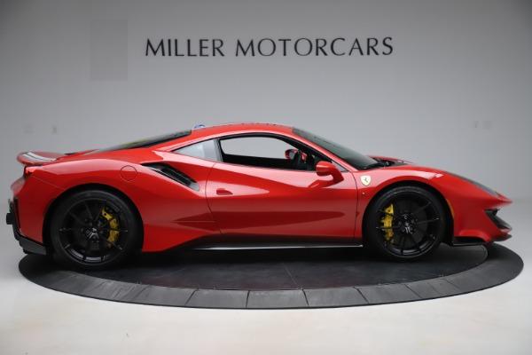Used 2019 Ferrari 488 Pista for sale $451,900 at Pagani of Greenwich in Greenwich CT 06830 9