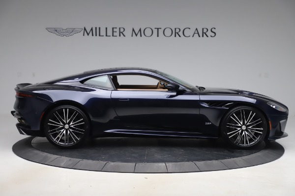 New 2020 Aston Martin DBS Superleggera Coupe for sale $338,286 at Pagani of Greenwich in Greenwich CT 06830 10