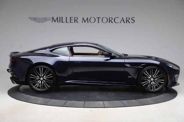 New 2020 Aston Martin DBS Superleggera for sale $338,286 at Pagani of Greenwich in Greenwich CT 06830 10