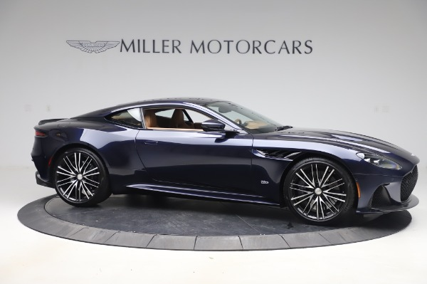 New 2020 Aston Martin DBS Superleggera Coupe for sale $338,286 at Pagani of Greenwich in Greenwich CT 06830 11
