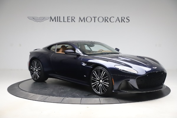 New 2020 Aston Martin DBS Superleggera Coupe for sale $338,286 at Pagani of Greenwich in Greenwich CT 06830 12