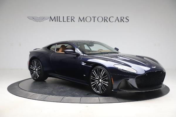 New 2020 Aston Martin DBS Superleggera for sale $338,286 at Pagani of Greenwich in Greenwich CT 06830 12