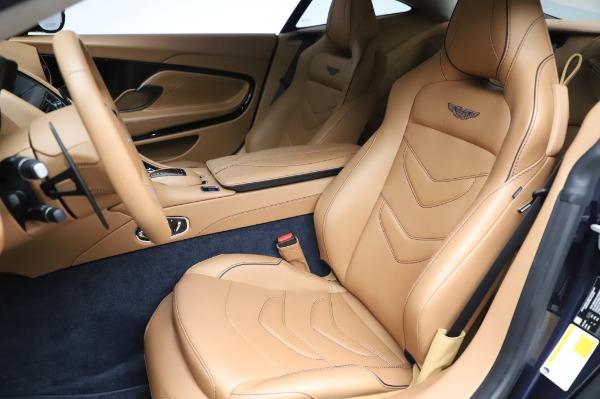 New 2020 Aston Martin DBS Superleggera for sale $338,286 at Pagani of Greenwich in Greenwich CT 06830 15
