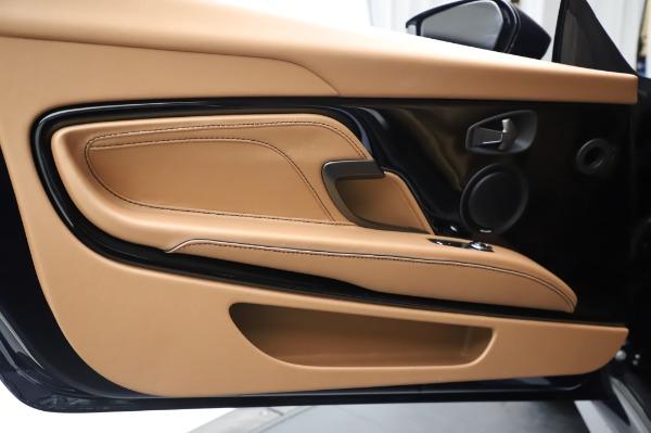 New 2020 Aston Martin DBS Superleggera for sale $338,286 at Pagani of Greenwich in Greenwich CT 06830 17