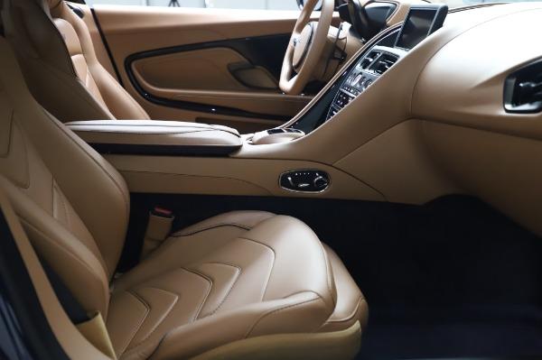 New 2020 Aston Martin DBS Superleggera for sale $338,286 at Pagani of Greenwich in Greenwich CT 06830 19
