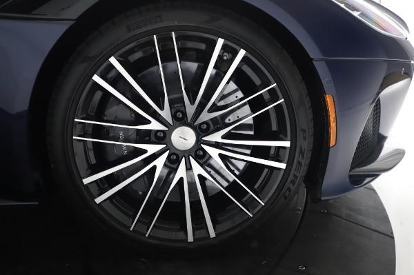 New 2020 Aston Martin DBS Superleggera for sale $338,286 at Pagani of Greenwich in Greenwich CT 06830 23