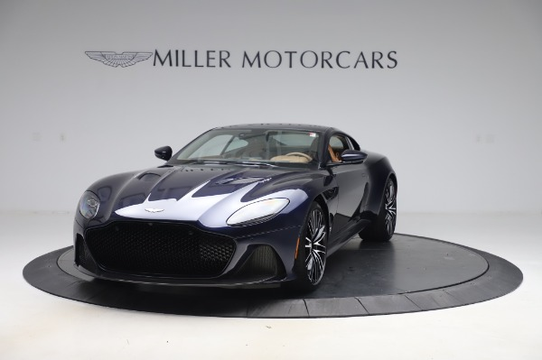 New 2020 Aston Martin DBS Superleggera Coupe for sale $338,286 at Pagani of Greenwich in Greenwich CT 06830 3