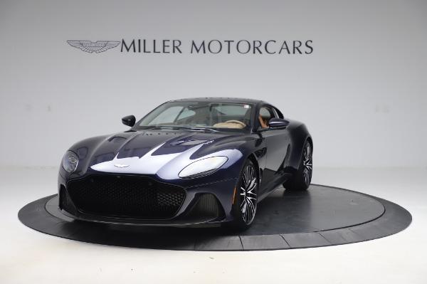 New 2020 Aston Martin DBS Superleggera for sale $338,286 at Pagani of Greenwich in Greenwich CT 06830 3