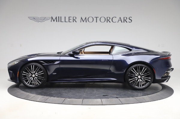 New 2020 Aston Martin DBS Superleggera Coupe for sale $338,286 at Pagani of Greenwich in Greenwich CT 06830 4
