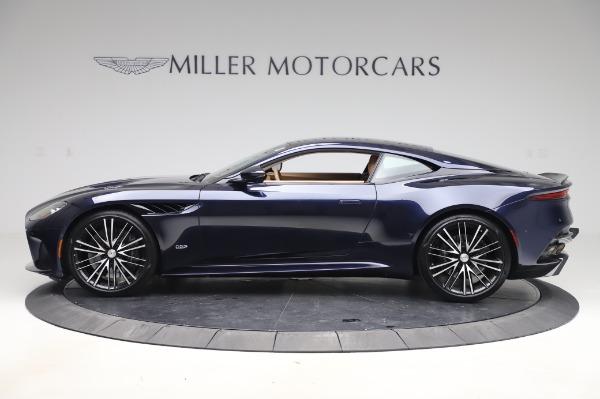 New 2020 Aston Martin DBS Superleggera for sale $338,286 at Pagani of Greenwich in Greenwich CT 06830 4