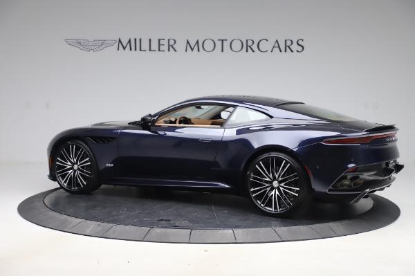 New 2020 Aston Martin DBS Superleggera for sale $338,286 at Pagani of Greenwich in Greenwich CT 06830 5