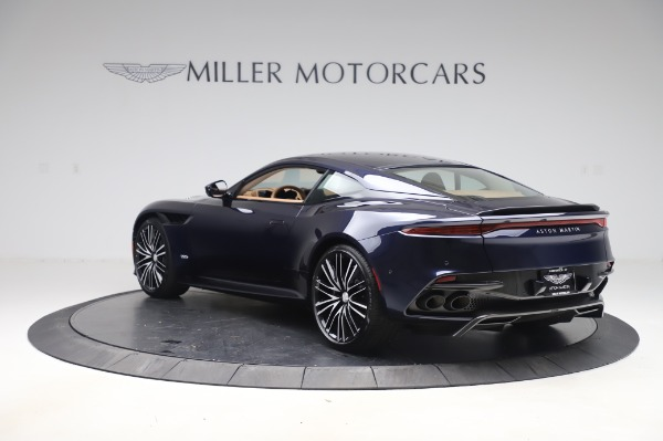 New 2020 Aston Martin DBS Superleggera Coupe for sale $338,286 at Pagani of Greenwich in Greenwich CT 06830 6