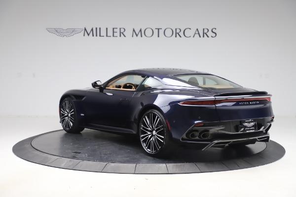 New 2020 Aston Martin DBS Superleggera for sale $338,286 at Pagani of Greenwich in Greenwich CT 06830 6