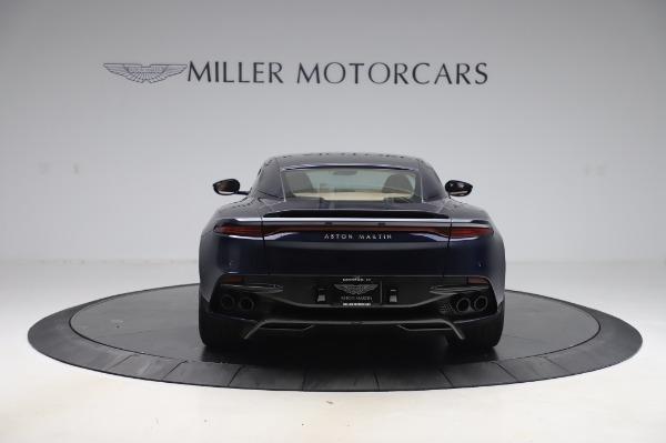 New 2020 Aston Martin DBS Superleggera for sale $338,286 at Pagani of Greenwich in Greenwich CT 06830 7