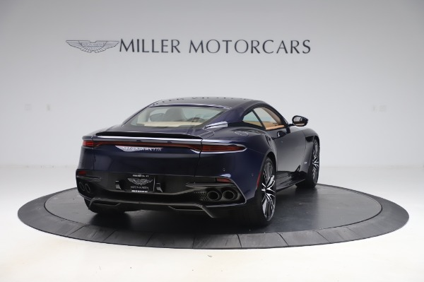 New 2020 Aston Martin DBS Superleggera Coupe for sale $338,286 at Pagani of Greenwich in Greenwich CT 06830 8