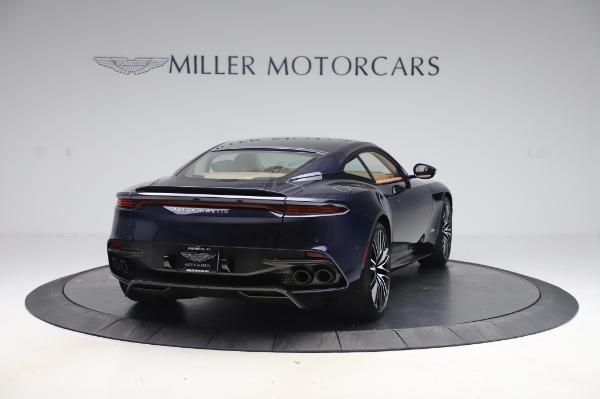 New 2020 Aston Martin DBS Superleggera for sale $338,286 at Pagani of Greenwich in Greenwich CT 06830 8