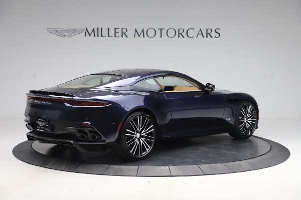 New 2020 Aston Martin DBS Superleggera Coupe for sale $338,286 at Pagani of Greenwich in Greenwich CT 06830 9