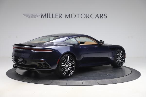 New 2020 Aston Martin DBS Superleggera for sale $338,286 at Pagani of Greenwich in Greenwich CT 06830 9