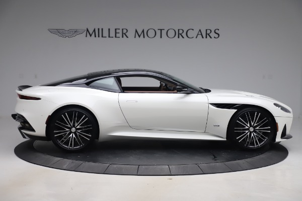 New 2020 Aston Martin DBS Superleggera Coupe for sale $337,686 at Pagani of Greenwich in Greenwich CT 06830 10