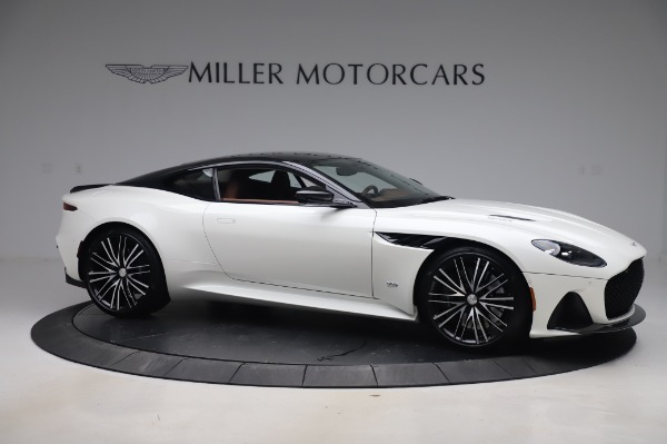 New 2020 Aston Martin DBS Superleggera Coupe for sale $337,686 at Pagani of Greenwich in Greenwich CT 06830 11